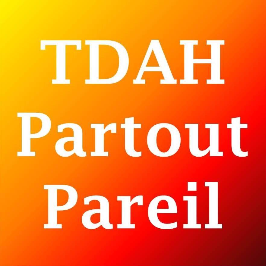 TDAH Trouble du Déficit de l'Attention avec ou sans