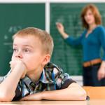 Enfant TDAH en classe